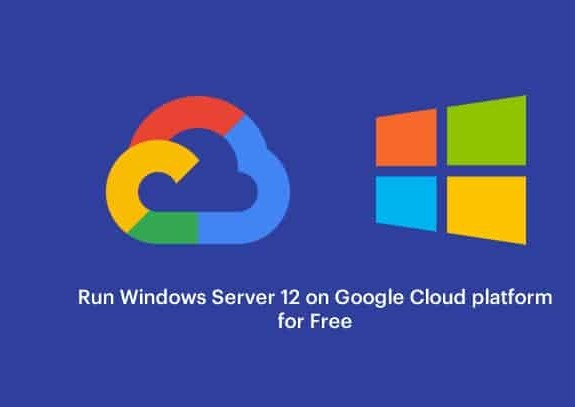 How to install free Google VPS to run on Windows server 12