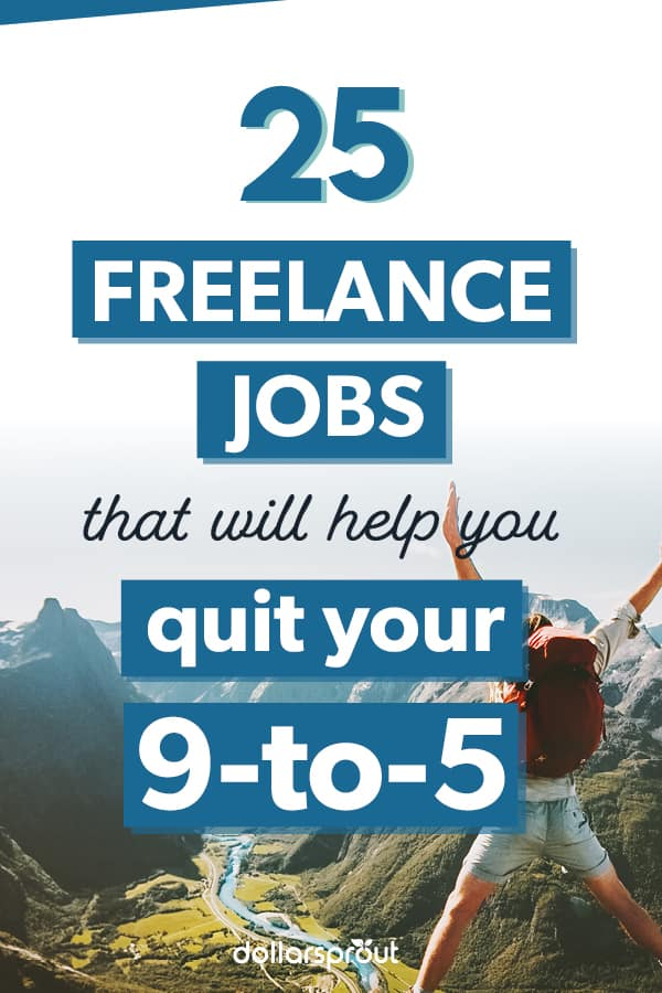 best freelance jobs