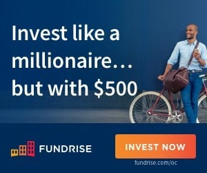 earn easy passive money by investing in real estate with fundrise