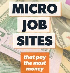 high paying micro jobs sites