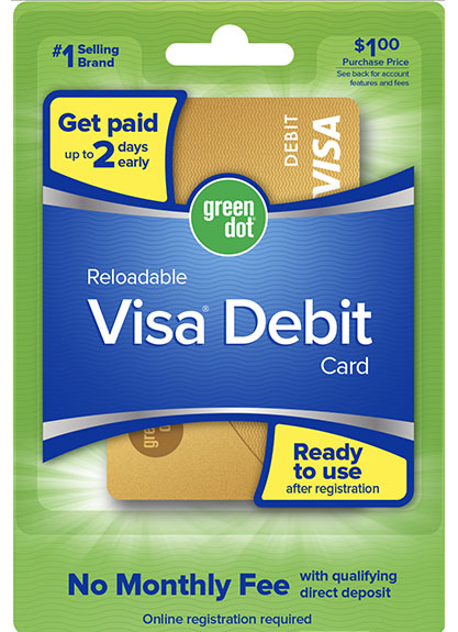 You can obtain a new card whenever needed. Green Dot Reloadable Prepaid Cards Dollartree Com