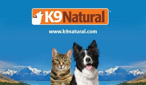 K9 Natural op vakantie