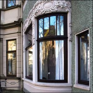 Denkmalschutz - historischer Altbau: Nachrüstung mit Tür- und Fensterdichtungen