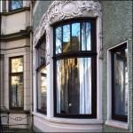Denkmalschutz - Historische Fenster und Türen abgedichtet und erhalten