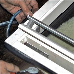 Dachfensterdichtung