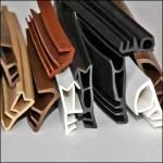 Flügelfalzdichtungen für Holzfenster aus Mahagoni