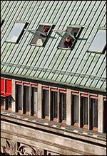 Abdichtung Dachfenster
