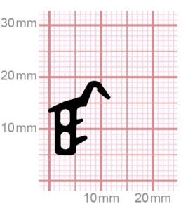 011-03 Dichtungen für Eisentüren