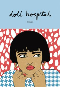 Doll Hospital Issue Two Cover