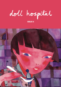 Doll Hospital Issue Three Cover