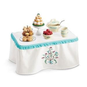 Caroline Table and Treats