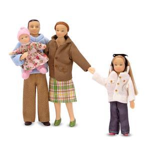 Dollhouses - Dolls