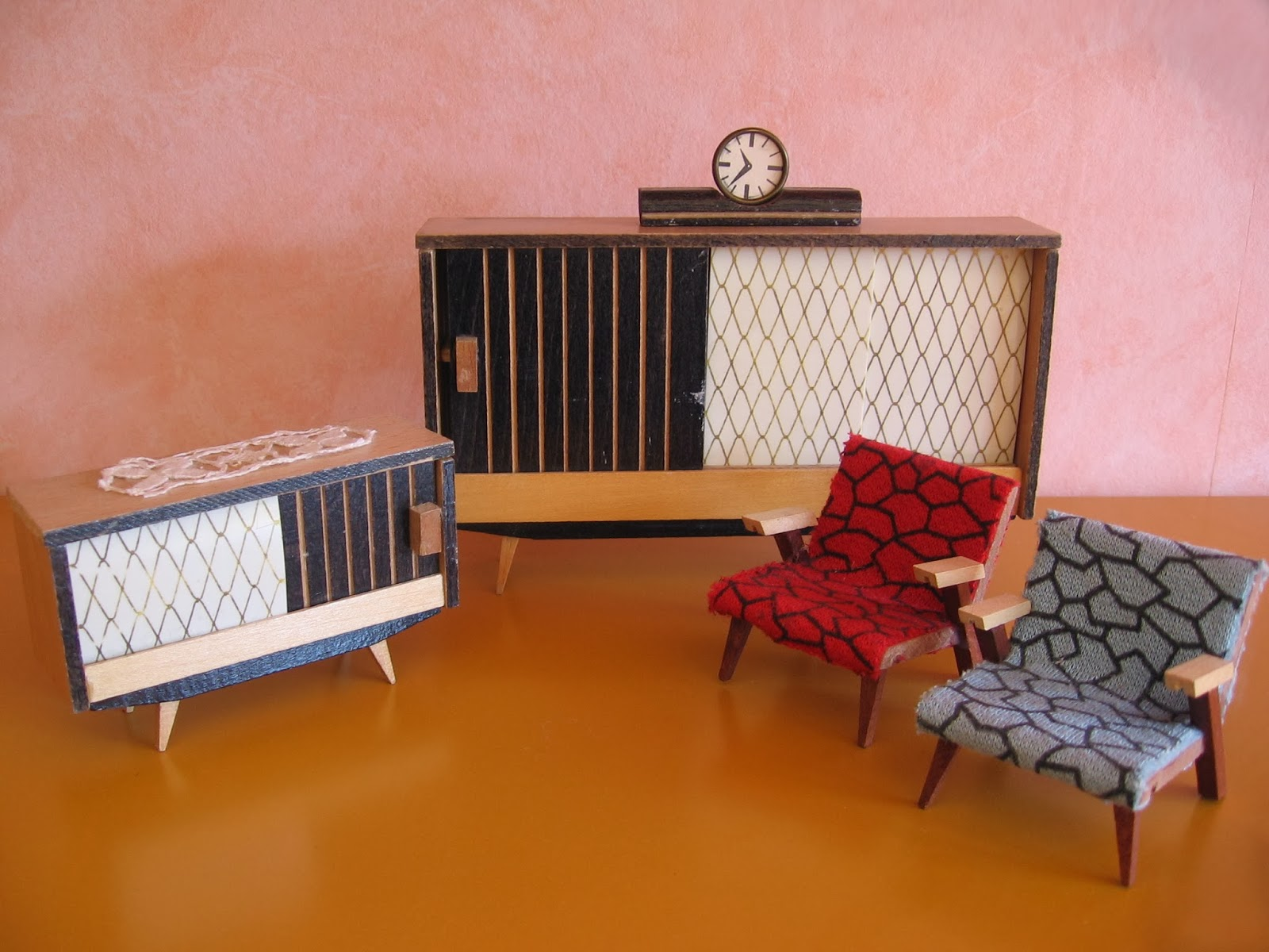 Dolls House Furniture Of Ullrich And Hoffmann