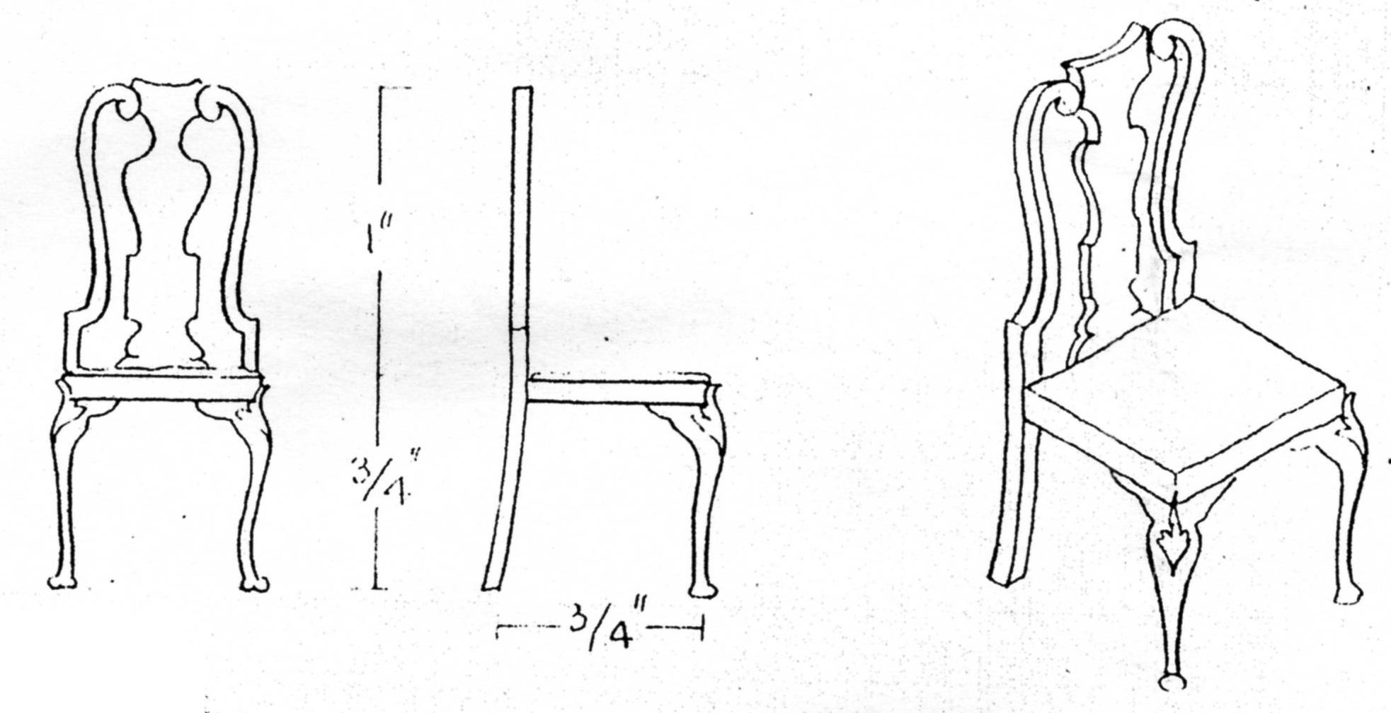Left Arm Chair