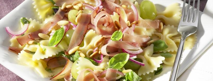 Farfalle-Salat