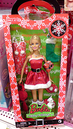 Targets Christmas Exclusives For 2009 Doll Diary Www