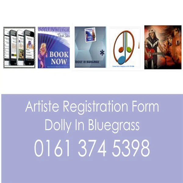 Artist Registration Form