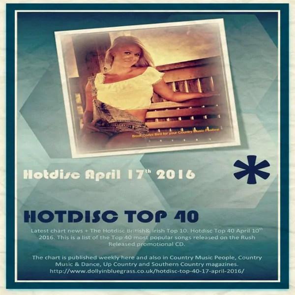 Hotdisc Top 40 17 April 2016