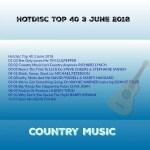 Hotdisc Top 40 3 June 2018
