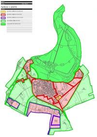 územní plán Veltrus