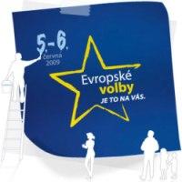 ilustrace: Evropské volby v ČR 2009