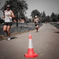 Miřejovický půlmaratón 2013: u obrátky