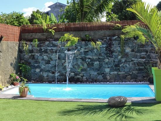 piscine option cascade