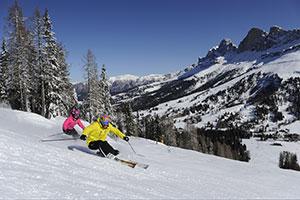 Carezza Ski Skisafari