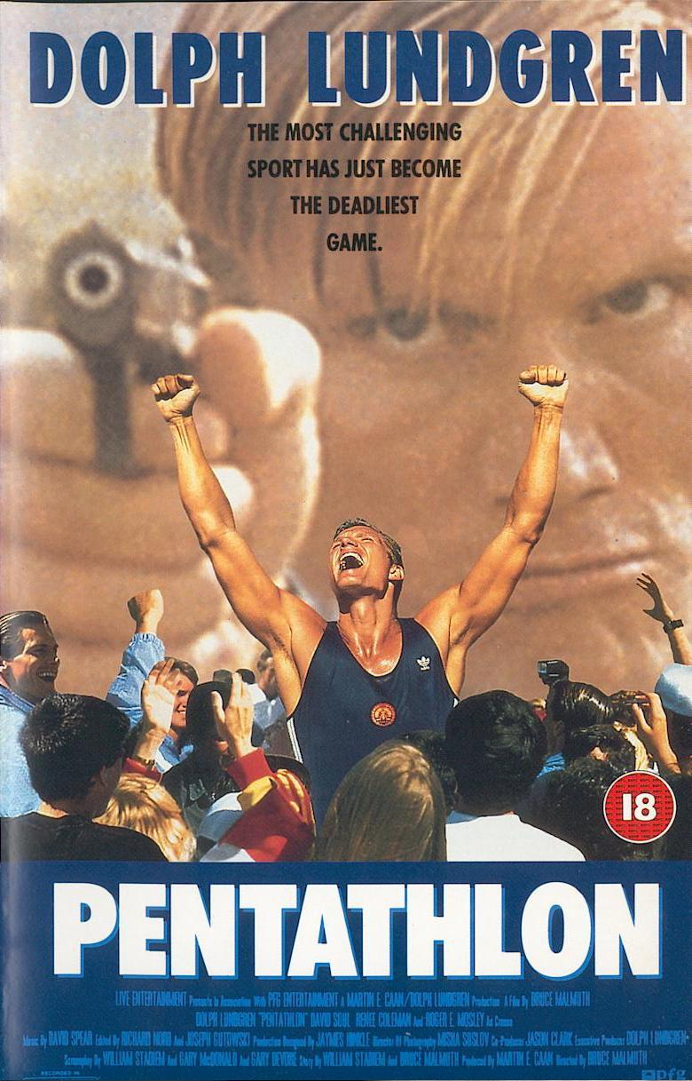 Poster do filme Pentathlon - Uma Disputa Mortal