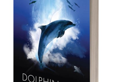 """Dolphins in this novel are finally depicted as three-dimensional beings"""