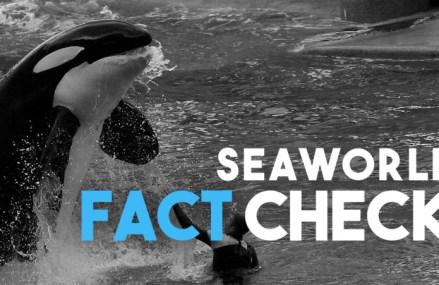 Seaworld fact check website released