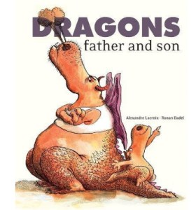 Dragons Father and Son cover image and web link