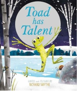 Toad has Talent cover image and web link