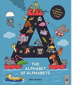 Search and Find, the Aphabet of Alphabets
