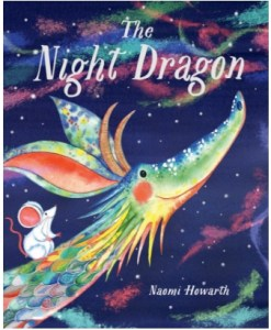 The Night Dragon - cover image and web link