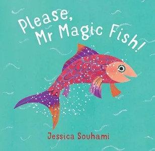 Please Mr Magic Fish - cover image and web link