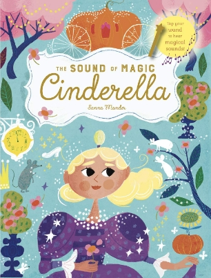 Cinderella - cover image and web link