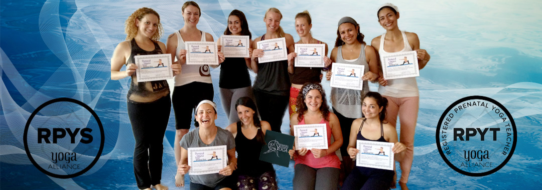 Prenatal Yoga Teacher Training Schedule