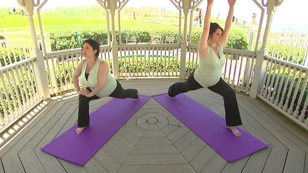 Prenatal Yoga Dvd For Pregnancy Exercise At Home