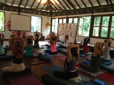 Practice Prenatal Vinyasa Yoga Class