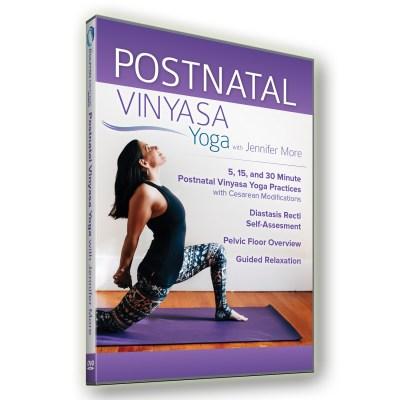 Postnatal Vinyasa Yoga