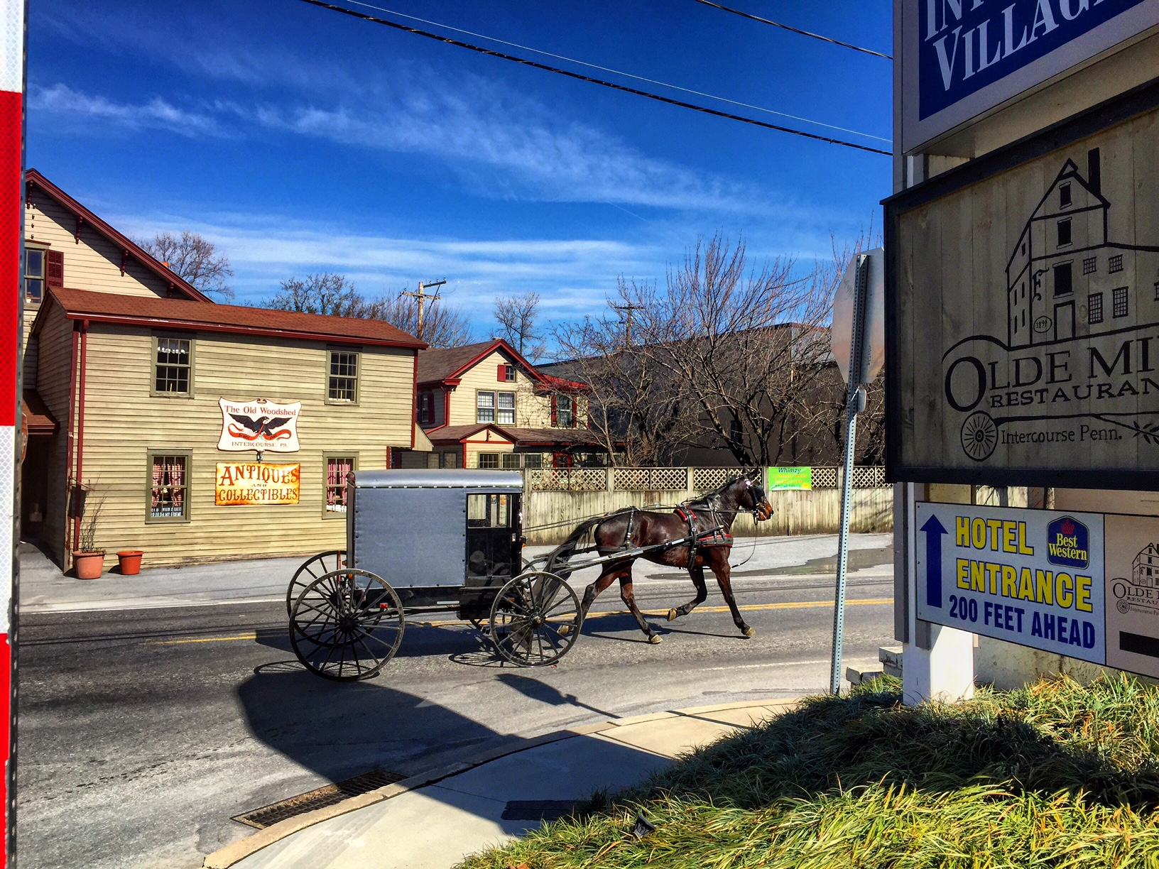 A day in the Amish Country in PA - Dom's Blog