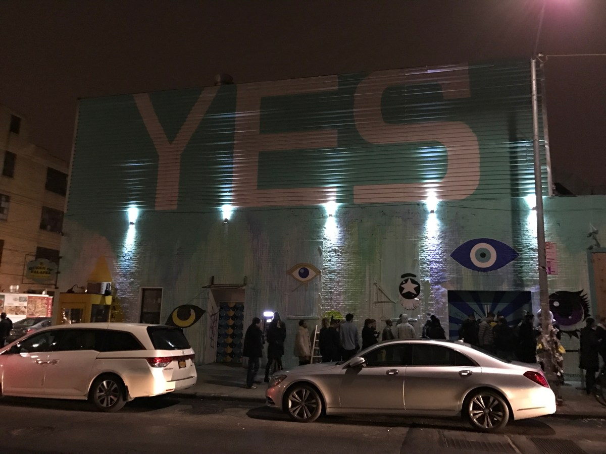 House of YES in Bushwick