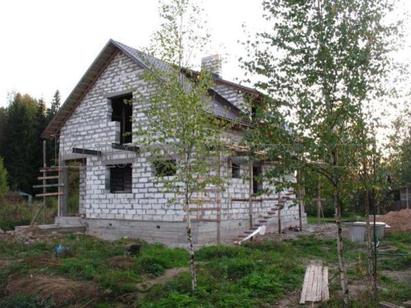 Цена строительства дома из пеноблоков от 14200 рублей за ...