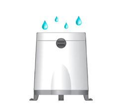 Sensor de lluvia Qubino