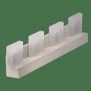 LED Applique wall light Square