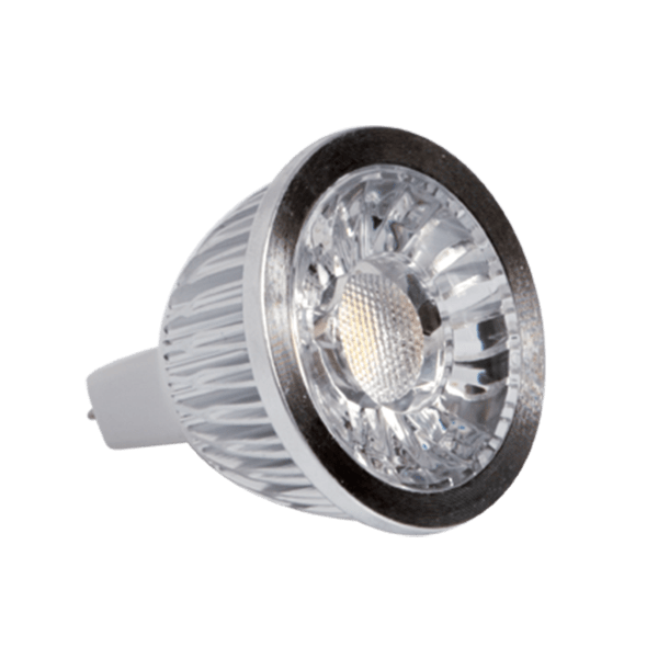 Faretto LED MR16 5W luce calda casa