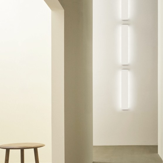 Design applique wall LED DUAL indoor biemitting light