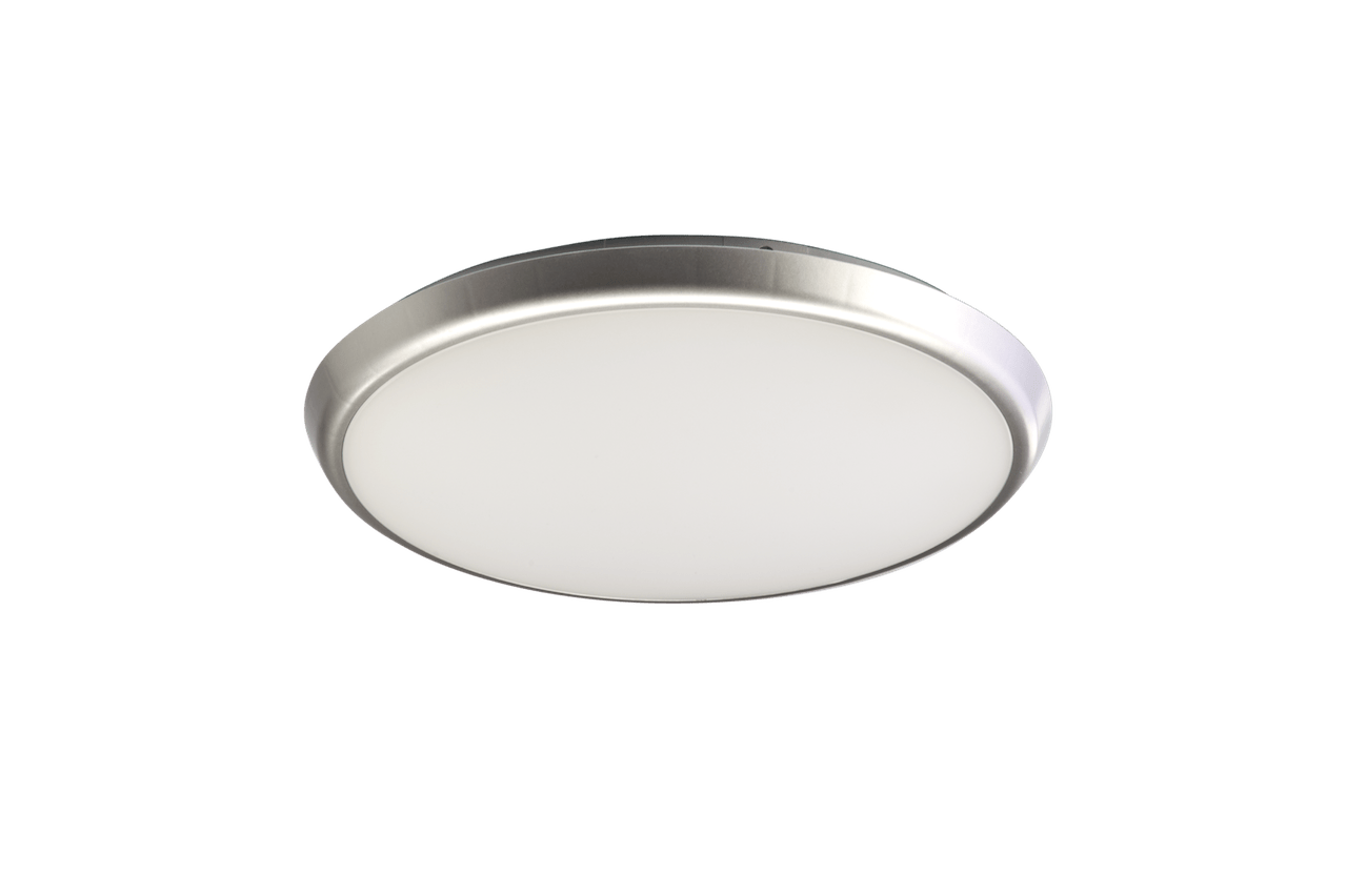 Plafoniera Led : Ip round outdoor ceiling led light w