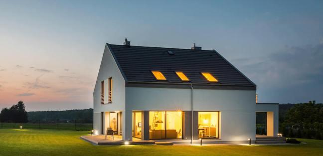 Illuminazione casa temperatura di colore calda (2700K)